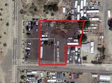 Fenced Industrial Yard for Lease