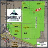 .98 ac S 18th Ave - Zoned for Cannabis Cultivation