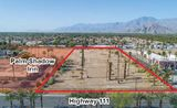 3.92 ac Mixed Use- Hwy 111 Frontage in Indio